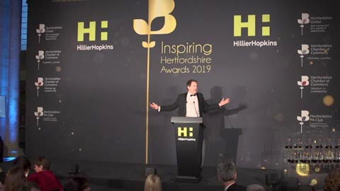 The Inspiring Hertfordshire Awards