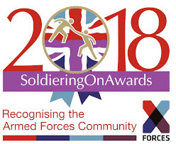 The Soldiering On Awards