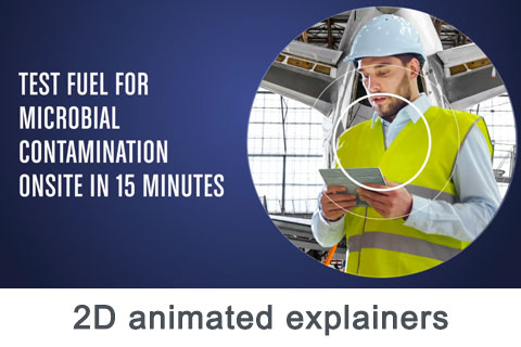 2D animated explainer videos